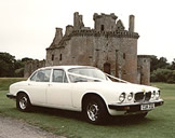 luxury wedding cars gretna green